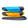 One Bag +4/-7/-15C Down Sleeping Bag Hyper Blue/Radiant Yellow
