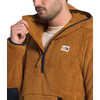 Campshire Pullover Hoodie Timber Tan/Aviator Navy