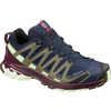 XA Pro 3D v8 Gore-Tex Trail Running Shoes Navy Blazer/Wine Tasting/Patina Green