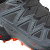 Speedcross 5 Trail Running Shoes Black/Stormy Weather/Red Orange