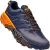 Speedgoat 4 Trail Running Shoes Black Iris/Bright Marigold