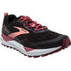 Cascadia 15 Trail Running Shoes Black/Ebony/Coral Cloud