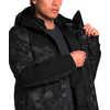 Thermoball Eco Snow Triclimate Jacket TNF Black Tonal Duck Camo Print/TNF Black