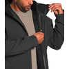 Thermoball Eco Triclimate Jacket TNF Dark Grey Heather/TNF Black