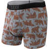 Quest 2.0 Boxers Grey Grizzly Grain