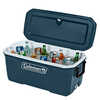 70 QT Chest Cooler Space Blue