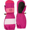 Candy Man Mitts Hot Pink