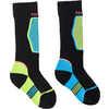 Brave Socks (Twin Pack) Aqua