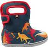 Baby Bogs Boots Indigo Multi Dino