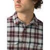 Wedgemont Flannel Shirt Light Heather Grey
