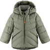 Ayles Down Jacket Greyish Green