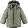 Manteau en duvet Ayles Greyish Green