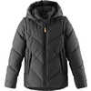 Beringer Down Jacket Black