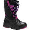 Snow Quest Lite 2.0 Waterproof Boots Black/Berry