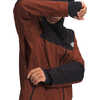 Thermoball Eco Snow Triclimate Jacket Brandy Brown Heather/Brandy Brown