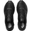 Chaussures de course Supercross Noir/Noir/Noir