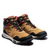Garrison Trail Waterproof Mid Hiking Boots Medium Brown Suede