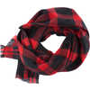 Barlow Scarf Red