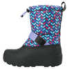Frosty Boots Navy-Purple