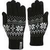 Scandinave Power Point Gloves Black