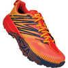 Chaussures de course sur sentier Speedgoat 4 GTX Rouge mandarine/Fusion or