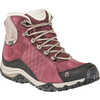 Sapphire Mid Bdry Light Trail Shoes Boysenberry