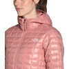 Thermoball Eco Hoodie Pink Clay