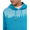 Juniper Classic Hoodie Blue Lake Blue Heather