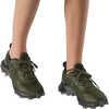 Alphacross Blast CSWP Shoes Olive Night/Black/Castor Gray