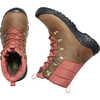 Greta Waterproof Winter Boots Coconut/Redwood