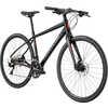 2021 Quick Disc 1 Bicycle Black
