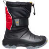 Lumi II Waterproof Boots Black/Red Carpet