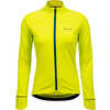 Attack Thermal Jersey Bio Lime/Twilight