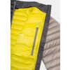 Manteau en duvet Boundary Light Gris neutre/Fonte