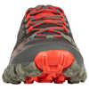Bushido II Trail Running Shoes Carbon Hibiscus