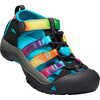 Newport H2 Sandals Rainbow Tie Die