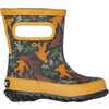 Skipper Rain Boots Army Green Sasquatch