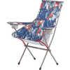 Big Six Arm Chair Lichen Print