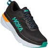 Chaussures de course sur route Bondi 7 Noir/Atlantide