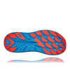 Clifton 8 Road Running Shoes Outer Space/Vallarta Blue