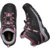 Targhee Mid Waterproof Shoes Raven/Tulipwood