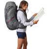 Kalmia 60 Backpack Equinox Grey
