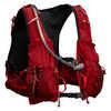 Veste de couse VaporAir Dahlia rouge/noir