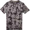 Merino 150 Baselayer Short Sleeve Black Marble Wash