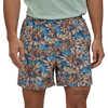 "Baggies 5"" Shorts Hevea Leaves: Superior Blue"