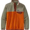Lightweight Synchilla Snap-T Pullover Desert Orange