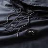 All Day Microfibre Poncho Black