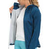 AllProof Stretch Rain Jacket Monterey Blue