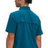 First Trail UPF Short-Sleeve Shirt Moroccan Blue