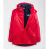Stormy Rain Triclimate TNF Red